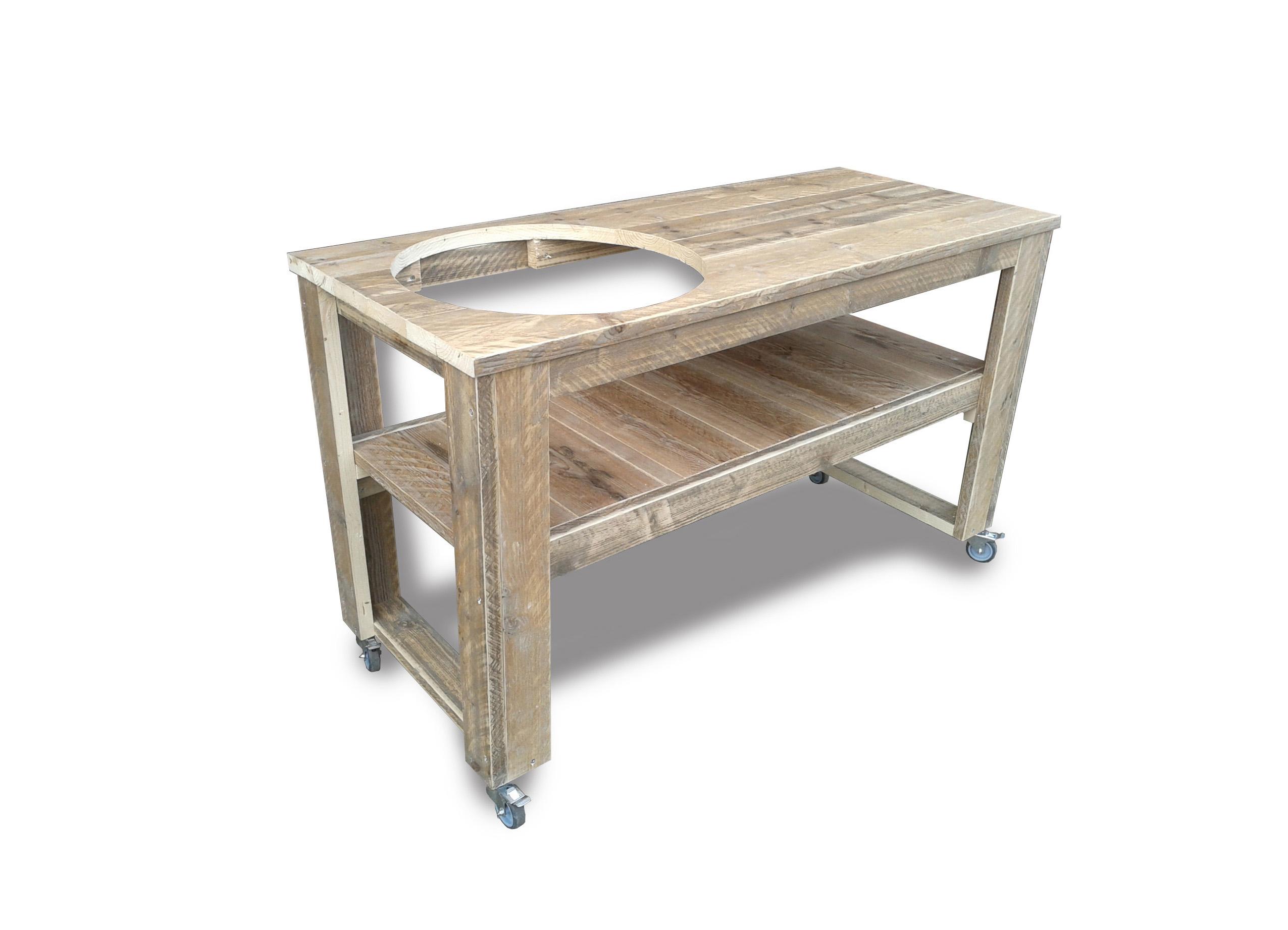 Steigerhout bbq tafel google zoeken weber grill