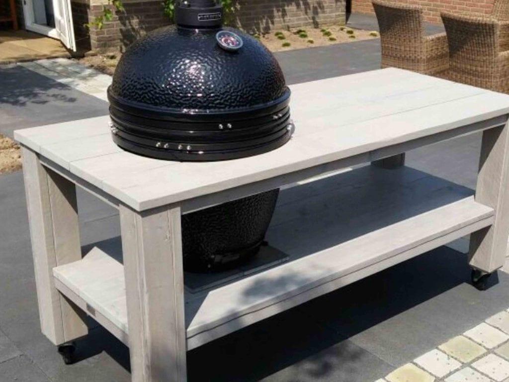 Barbecue werktafel kopen bekijk hier het grootste for Bbq tafel maken