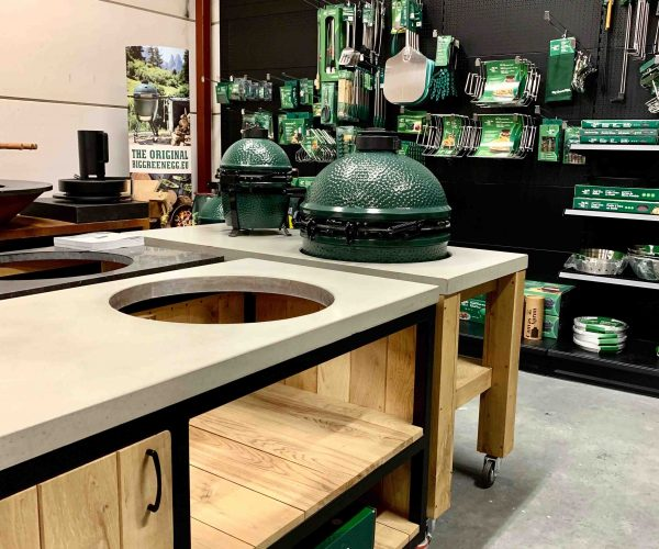 big green egg showroom 2